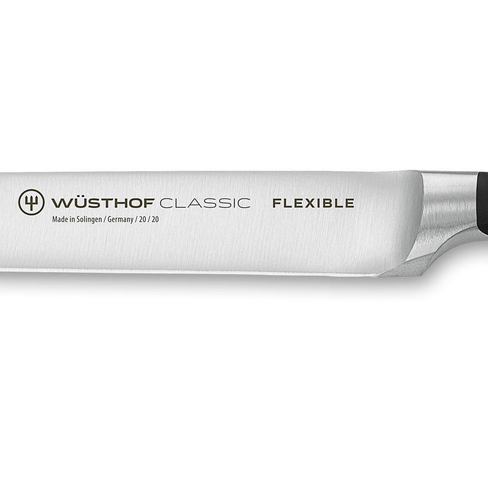 """Faca Filetear (Lâmina Flexível) Classic 8"""" 4518/20 - Wüsthof"""