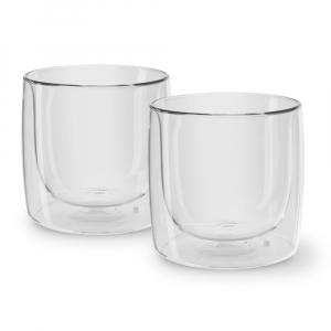 Zwilling Sorrento - Kit 2X Copos Vidro Parede Dupla Whisky 266 ml
