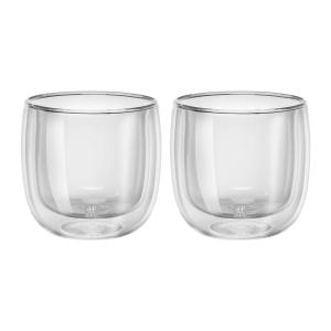 Jogo com 2 Copos de Vidro Parede Dupla para Chá 240 ml Sorrento - Zwilling